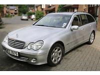 Mercedes C220 Elegance Estate - Automatic/Diesel