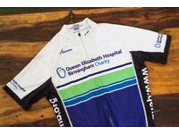 Men's Queen Elizabeth Hospital Birmingham Charity Cycling Jersey