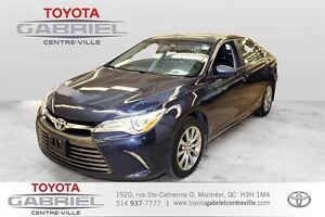 2016 Toyota Camry XLE GPS + CUIR + BLIND SPOT + TOIT OUVRANT + M