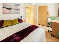 spacious dbl room