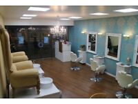 Beauty salon and spa for sale
