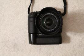 Canon EOS 40D with flash & battery grip