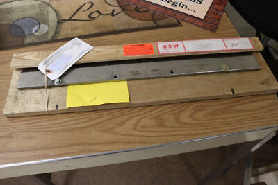 Challenge Titan 200 Paper Cutter Knife Blade Model 20 Spare Extra
