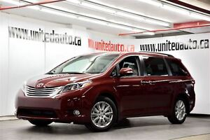 2017 Toyota Sienna Limited 7 Seat *BRAND NEW - Finance from 3.99