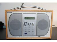 PURE EVOKE-2 DAB RADIO
