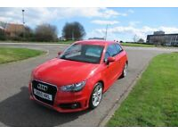 AUDI A1 1.6 TDI S LINE,2010 Alloys,Air Con,Full Service History,70mpg,£20Road Tax,Very Clean Example