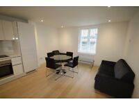 Beautiful 1 bed furnished flat, warehouse conversion, views over canal, walk to Canary Wf & station