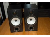 Monitor Audio BX2 Speakers, Pair in original box