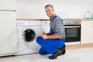 Edmonton Appliance Repair, Washer - Dryer - Dishwasher - Fridge - Oven Same DAY Call (587) 557-5501