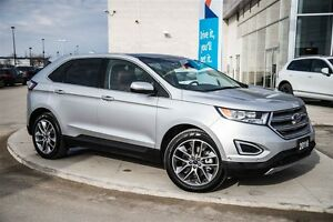 2016 Ford Edge Titanium - AWD - One owner, 100% accident free!