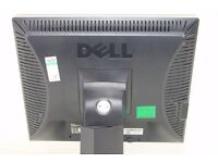 "ELL UltraSharp 1905FP 19"" LCD Flat Panel Monitor Screen Display VGA/DVI"