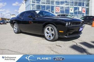 2012 Dodge Challenger SXT|MOONROOF|LEATHER|NAVIGATION|ALLOYS