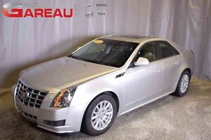 2013 CADILLAC CTS SEDAN Luxury - Awd - 3.0L - Toit Ouvrant