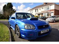 Subaru Impreza WRX STI Prodrive PPP Blobeye Type UK