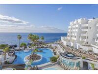Santa Barara Golf and Ocean Resuort Timeshare rental in Tenerife Golf and sea location