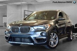 2016 BMW X1 xDrive28i // NAVI + CUIR MOCHA + HEADS UP