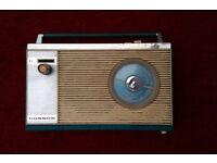 Retro Transistor Radio