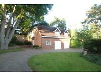 Open plan detached house 0.9 miles from town centre and 1.6 miles from train station.