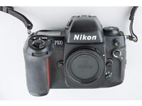 Nikon F100 Body only with strap