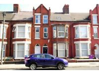 42 Sheil Rd Fl5, Kensington, Liverpool. Single bed open plan apartment with DG. LHA welcome