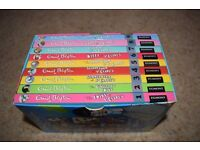 Enid Blyton St Clares Box set. 9 book collection. Used but good condition