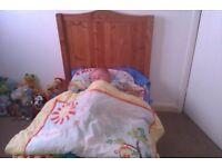 Cot / cot bed soild excellent condition