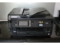 Epson WF-7610 A3 Inkjet all in one printer and scanner spares / repair