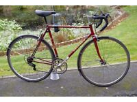 10 speed touring bicycle (Eroica approved)