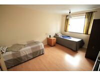 Affordable Temporal Twin Room for 1 month in Camden Town, 3min to Mornington Crescent, 60D