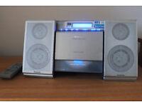 Panasonic CD Sterio System SA-EN17
