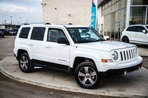 2016 Jeep Patriot High Altitude - One owner, 100% accident free.