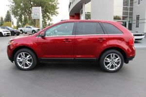 2014 Ford Edge Limited - Leather - AWD - Sunroof