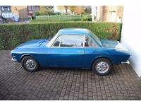 Lancia Fulvia 1.3s 1972 - UK original car RHD (Not an Import)