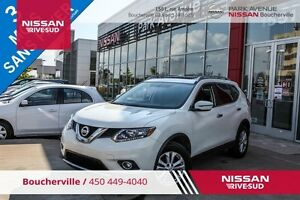 2016 Nissan Rogue SV AWD, TOIT PANO, SIEGES CHAUFFANT *DEMO* - P