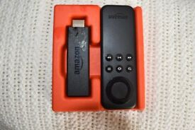 Amazon Fire TV ~Stick. As new/unused