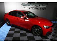 BMW, 3 SERIES, Saloon, 2015, Manual, 1995 (cc), 4 doors
