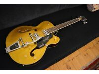 Gretsch G5128 - Rare and with expensive upgrades, TV Jones pickups, Gold Sparkle