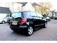 MERCEDES A160 CDI AVANTGARDE AUTOMATIC 5 DOOR HATCHBACK FSH HPI CLEAR