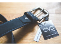 OVS Belt with matt buckle