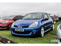 FIFTEEN 52 TARMAC ALLOYS **CLIO 197/200**