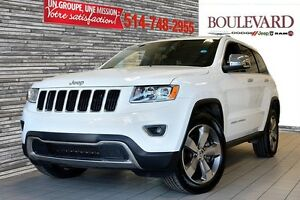 2015 Jeep Grand Cherokee LIMITED **20 POUCES + GPS**