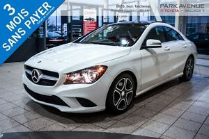 2015 Mercedes-Benz CLA-Class RESERVE* 4MATIC * PREMUIM PACK * GP