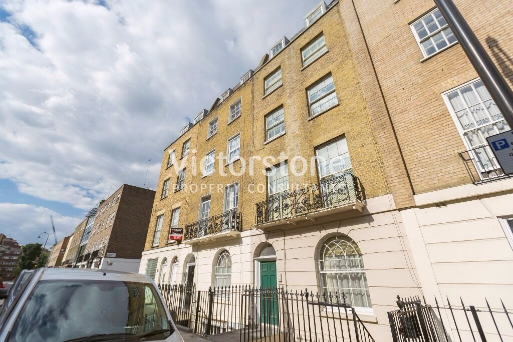 **AVAIL SEPTEMBER 2017** 4 DOUBLE BEDROOM FLAT WITH PRIVATE PATIO AND 2 BATHROOMS IN EUSTON SQ,
