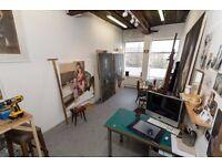 Bright artist studios in Archway!