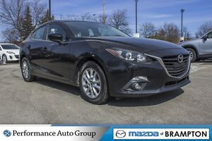 2014 Mazda MAZDA3 GS-SKY|BLUETOOTH|ALLOYS|HEATED SEATS|REAR CAM