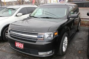 2013 Ford Flex SEL Leather 7 Passenger Navigation