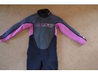 Kids O'Neil's Wet suit - Size 4