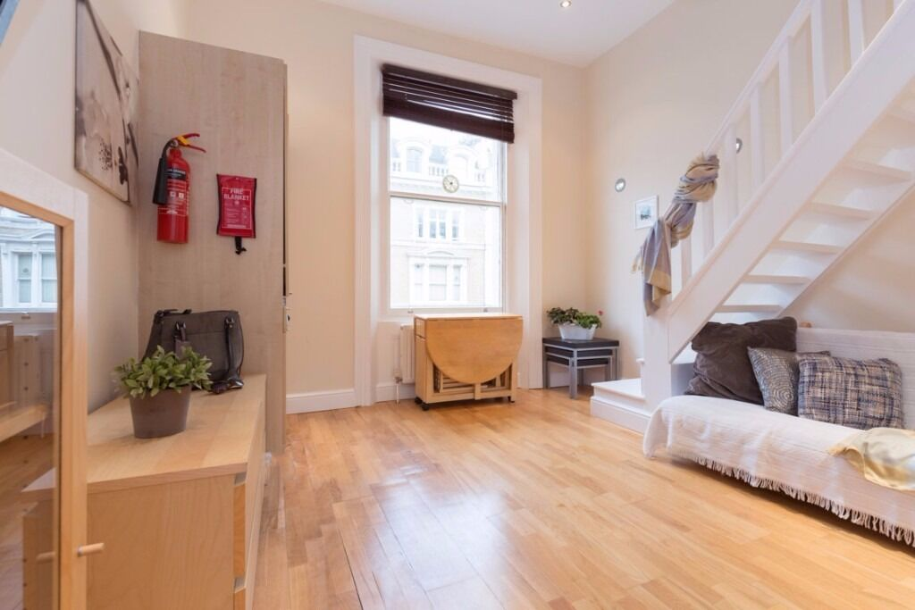 SPLIT LEVEL STUDIO! CENTRAL LONDON! LONG AND SHORT TERMS! ALL BILLS INC!