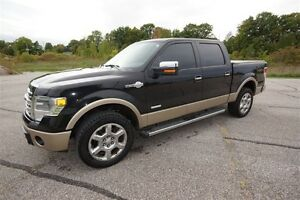 2013 Ford F-150 King Ranch 4X4 NAVIGATION REVERSE CAMERA