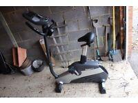 Horizon Pursuit 5 Exercise/Spin Bike - Excellent Condition